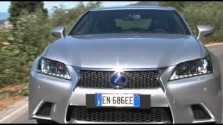 Lexus rx - gs 2012 - test drive