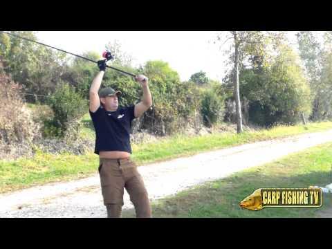 LANCIARE A Carpfishing (CARP FISHING CAST By Mark Hutchinson)