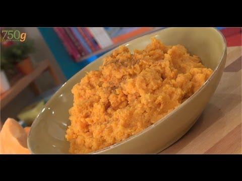 recette-de-purée-de-patates-douces---750g