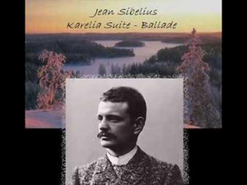 Sibelius: Karelia suite - Ballade