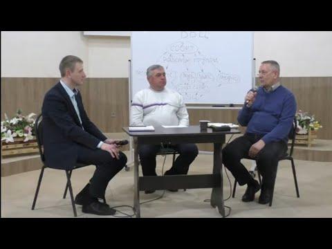 Ответ Дмитрия Петровича  Сукач на мнение Николая Степановича Антонюка о разделении в Белгороде.