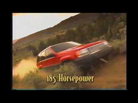 Jeep Eagle Commercial 1997