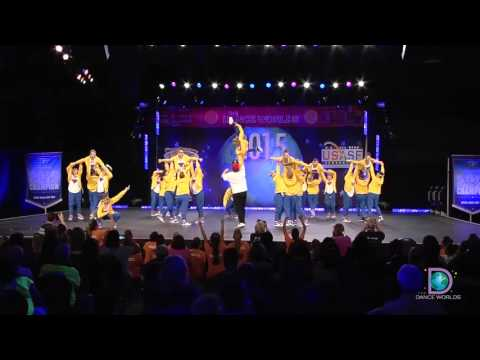 2015 International Open Coed Hip Hop