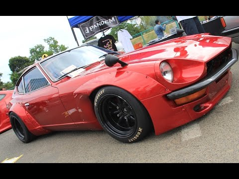 NISSAN FAIRLADY 240Z Custom Car