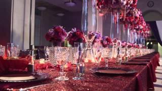 Donald and LaShonda Crawford wedding day. October 18, 2014