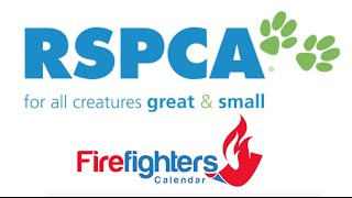 Firefighter Calendar   'Puppy Love'