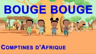Bouge bouge! 30 min de comptines africaines pour jouer (avec paroles)