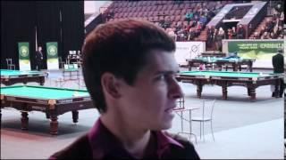 Кии спортсменов - Урынбаев, Крыжановский, Осьминин