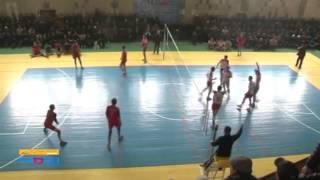 Волейбол. Толкун - Озгон. Кыргыз.