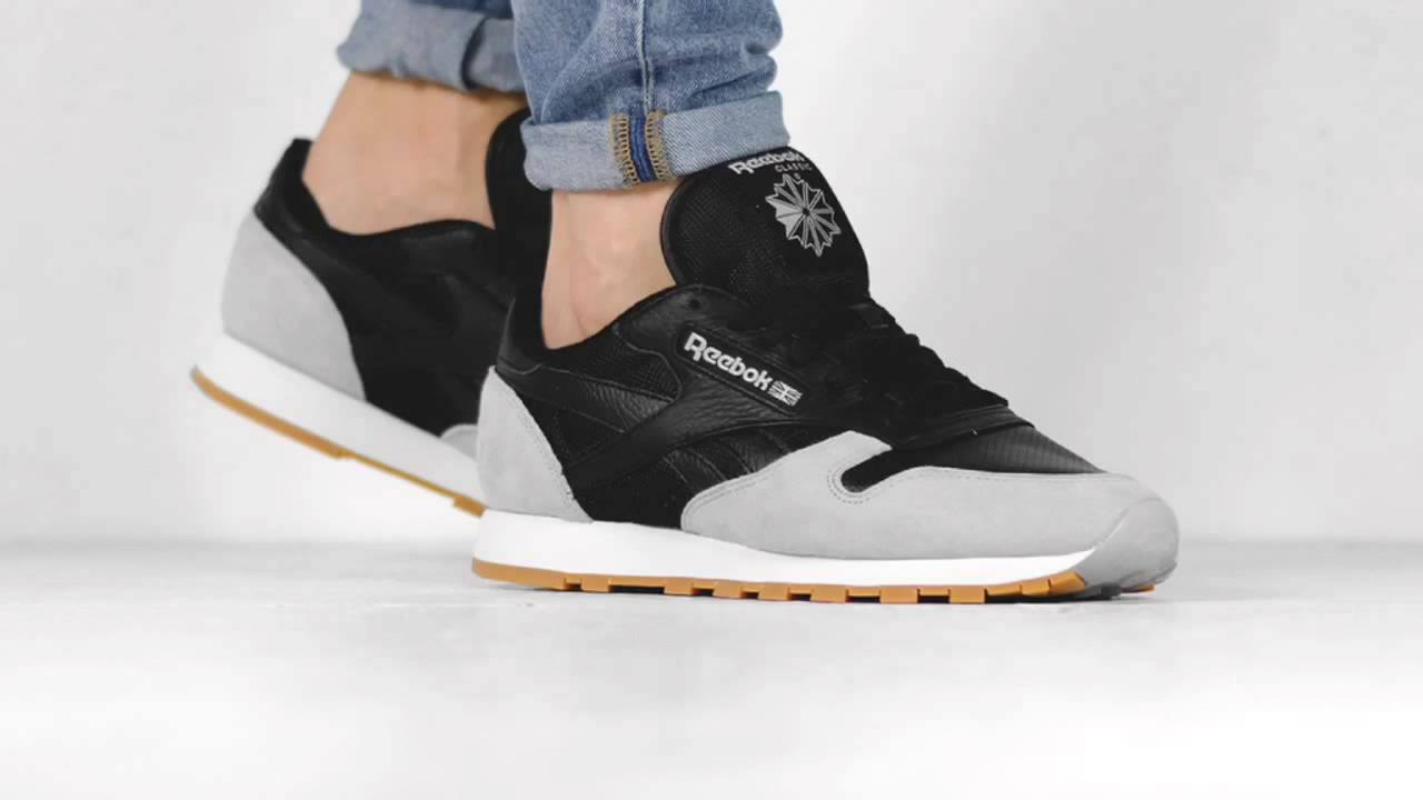 e3492a8754f46 KENDRICK LAMAR X REEBOK CLASSIC LEATHER PERFECT SPLIT PACK   PEACE ...