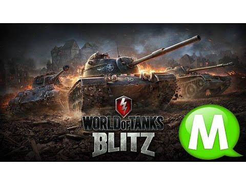 World of Tanks: Blitz  EP 1 (Starting over...