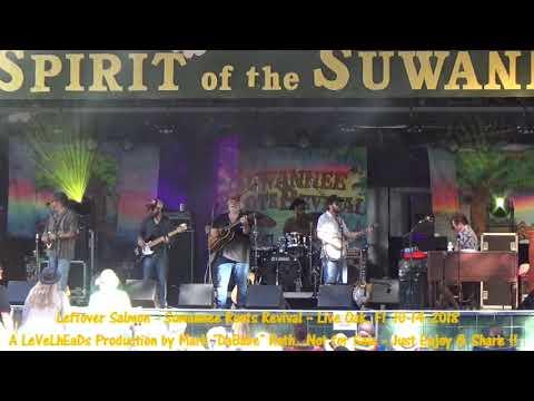 Leftover Salmon - Suwannee Roots Revival – Live Oak, Fl  10- 14- 2018