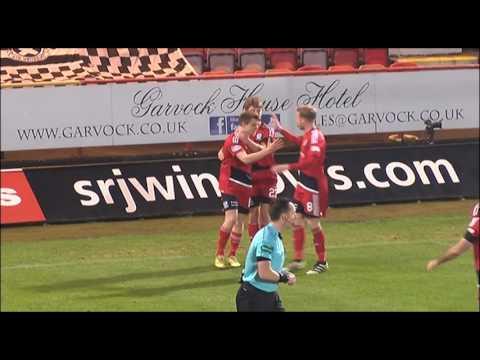 SPFL Championship: Dunfermline Athletic v Ayr United