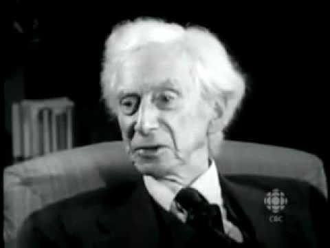 Bertrand Russell Brilliant Interview