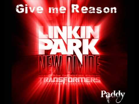 Linkin Park - Give me Reason [New Divide Remix]
