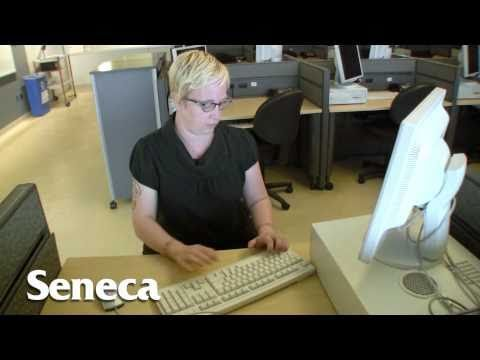 Seneca College - Office Administration - Executive, Medical, Legal