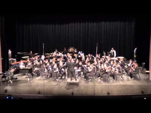 San Antonio Youth Wind Ensemble, Abracadabra  Frank Ticheli