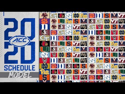 Video: Breaking Down UNC's New 2020 Football Schedule