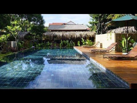 Cho thuê biệt thự HỘI AN nguyên căn có hồ bơi giá rẻ – HA10