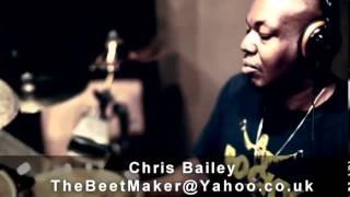 Chris Bailey the beatmaker home studio recording!!!!!!!!!