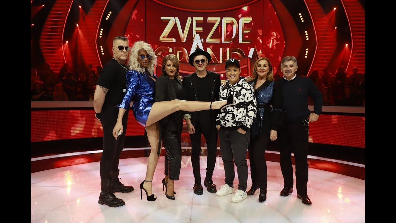 NOVE ZVEZDE GRANDA 2020: Osamnaesta emisija – 18. 01. – najava ...
