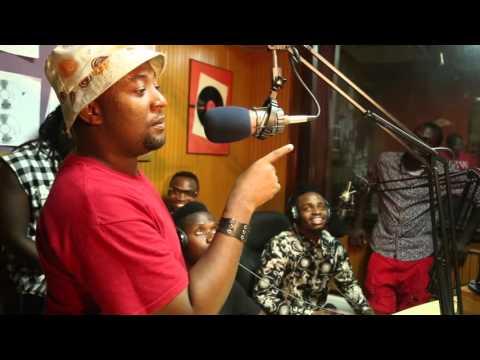 Raymond #KWETU Radio Tour East Africa Radio