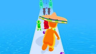 Orange Crash - All Levels Gameplay Android iOS (Levels 1-7)