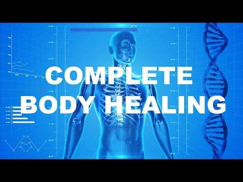 COMPLETE BODY HEALING  Guided Meditation/Reprogramming