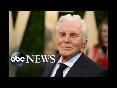 Legendary actor Kirk Douglas dies at age 103 l ABC News