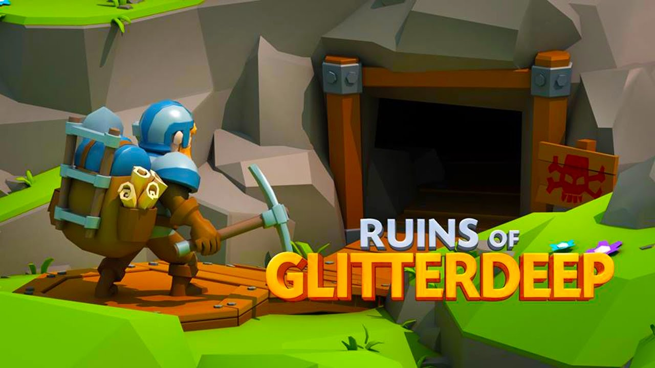 Ruins of Glitterdeep Android Gameplay u1d34u1d30
