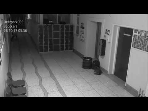 NEW GHOST caught on camera?