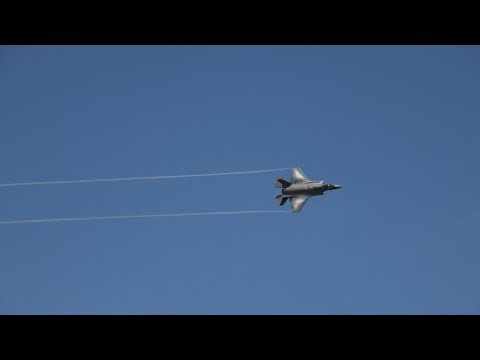 NORTH AMERICAN DEBUT OF THE F-35 DEMO!! Melbourne Air & Space Show 2019!!!