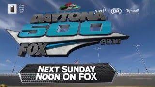 stYpe tracking powers Daytona 500 AR graphics on Fox Sports
