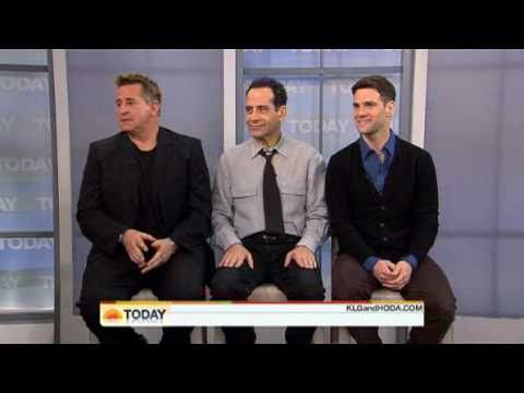 Tony Shalhoub + Anthony LaPaglia TS interview (2010)