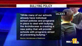 Private Schools Beef Up Bullying Policies