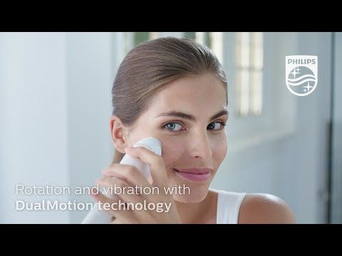 How to get clear skin with Philips VisaPure Advanced - 3-in-1 facial cleansing brush