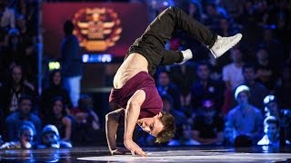 Alkolil VS Thomaz | Red Bull BC One World Final 2015