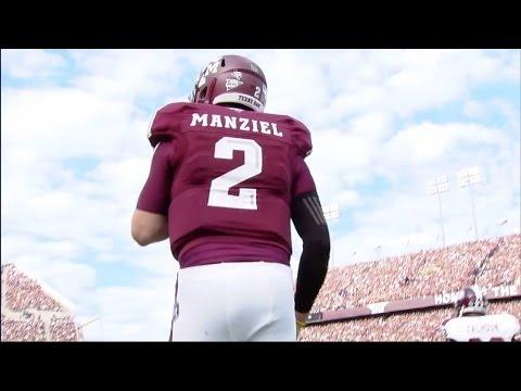 Johnny Manziel - Texas A&M 2013 Sophomore Highlights