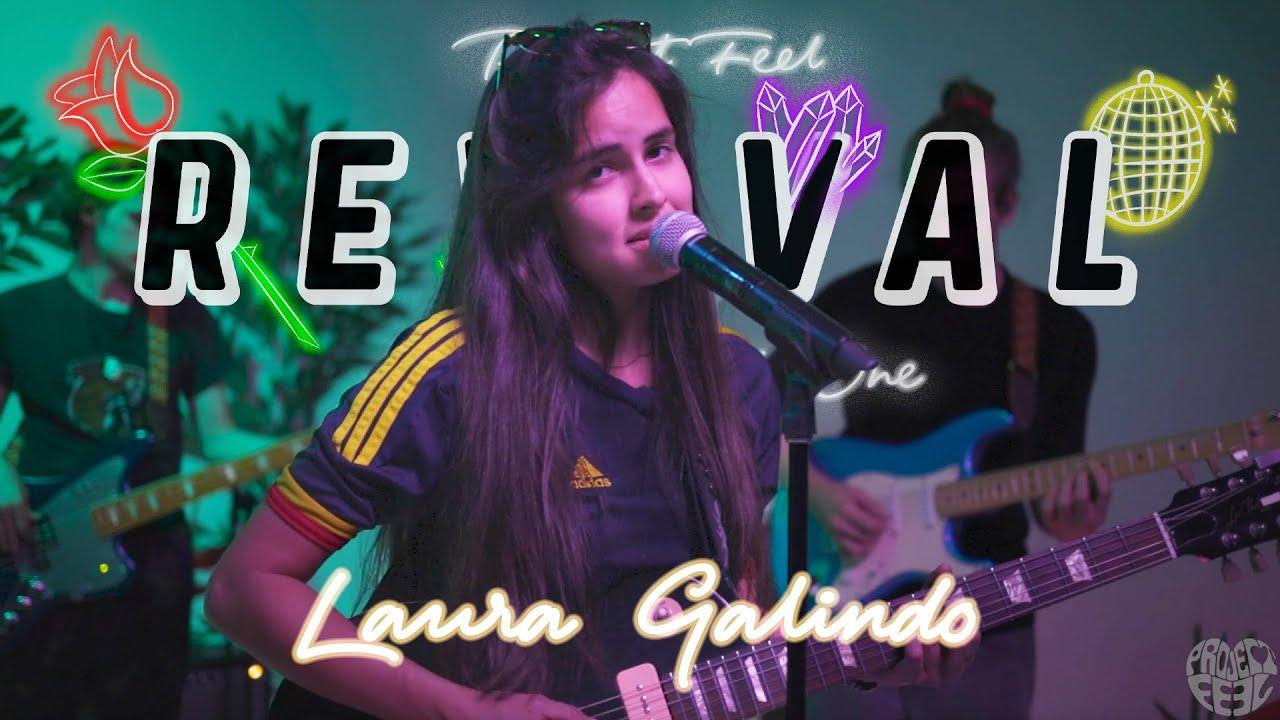 Laura Galindo: LIVE Revival Performance