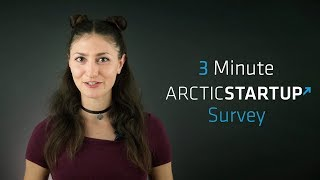ArcticStartup Survey Invitation