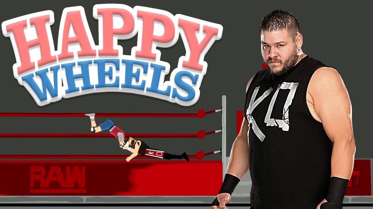 Happy Wheels Wwe Brainbuster Part 485 Youtube