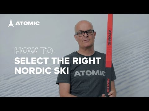 How To Select The Right Atomic Nordic Ski
