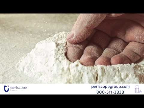 How Talcum Powder Works