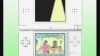 Doraemon: Nobita to Midori no Kyojinden DS [Japanese Trailer]
