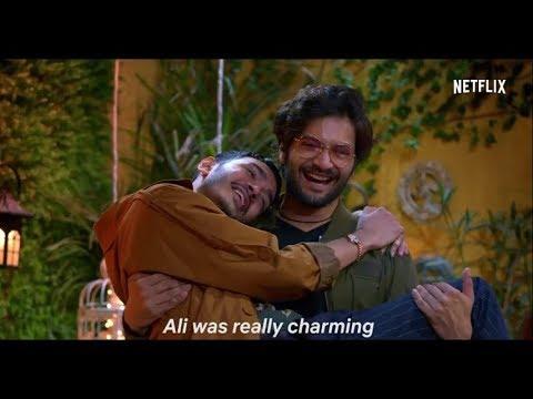 New Netflix show what is love    Karan johar huma qureshi Saif Ali khan