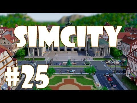 Let's Play: SimCity 5 Ep25 - Tourism The Right Route?