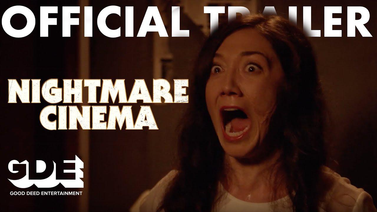 Nightmare Cinema Official Trailer