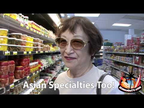 Ah Fook's Supermarket - Maui Hawaii