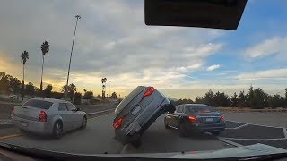 Car Crash Dashcam Compilation 2019 Russia  Usa  Europe