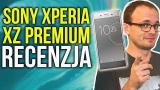 Sony Xperia XZ Premium📱 - Test Flagowca od Sony!